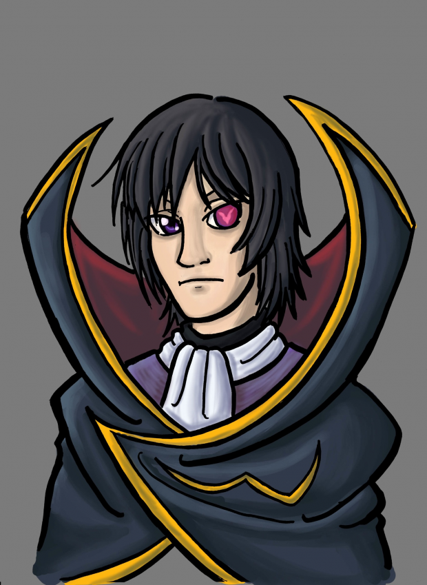 Lelouch - Colored