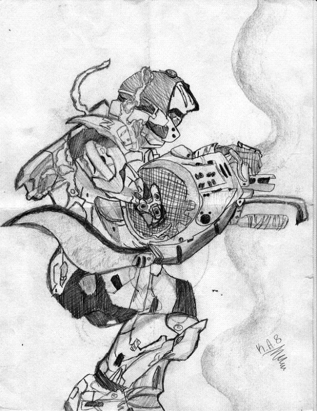 Old Halo Picture