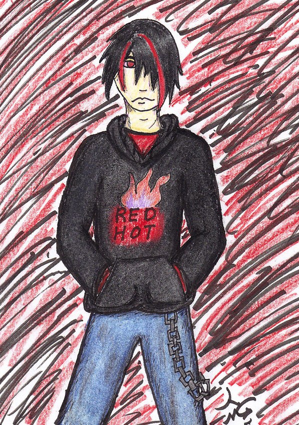 Sasuke: Red Hot