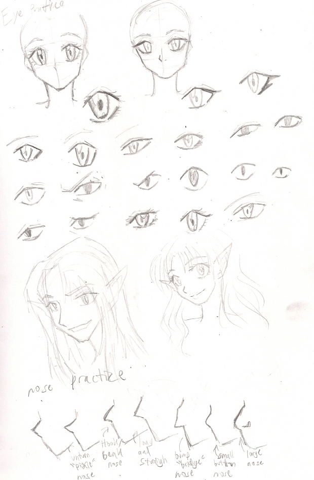 Different Eyes Study