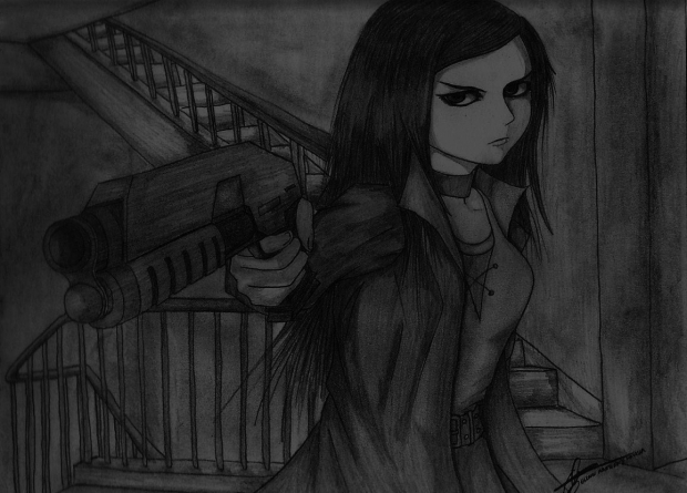 Ergo Proxy (Own Version)