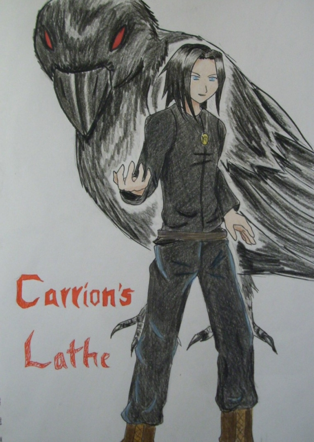 Challenge OC: Carrion's Lathe