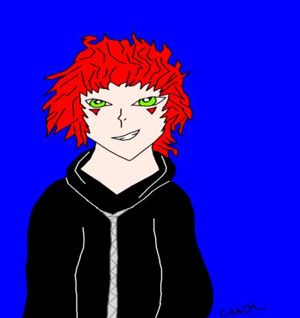 axel colored