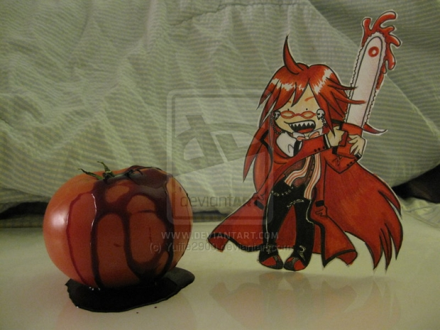 Grell Sutcliff :Paper Child: