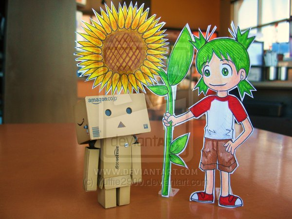 A present for Danbo ..........