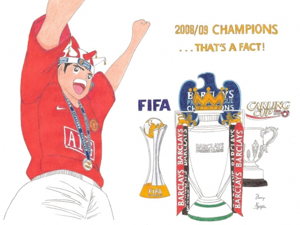 2008-09 Season Tribute (CHAMPIONS AGAIN!)
