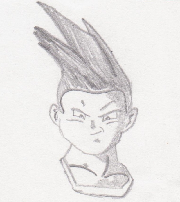 Goten from Dragon Ball Z, GT