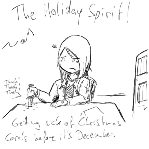 The Holiday Spirit
