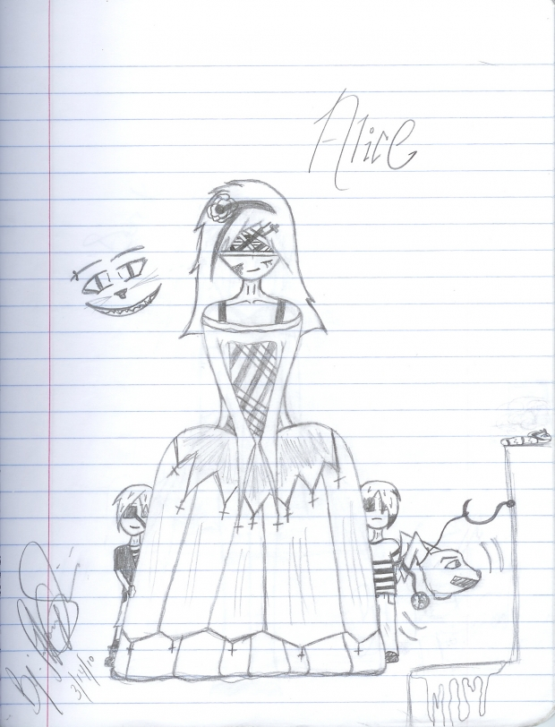 Alice in Murder Land