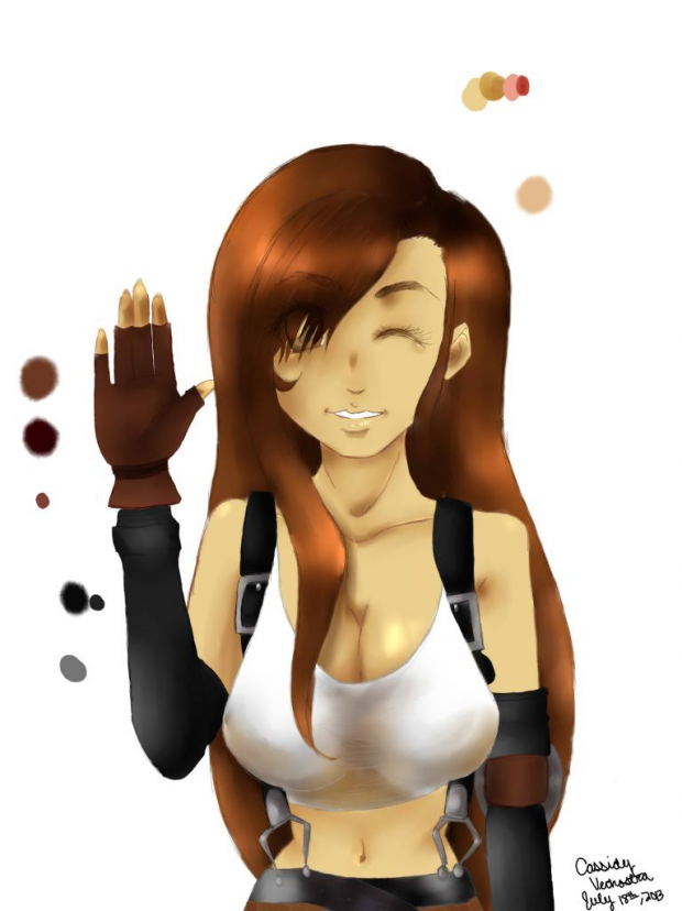 Tifa (Almost Finished)
