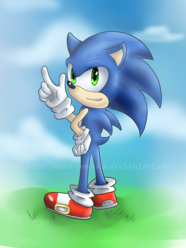 One Hour Sonic 01 - Sonic