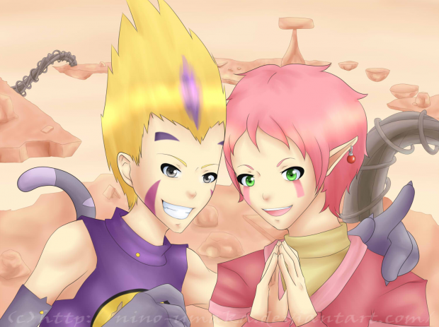 Lyoko Friends