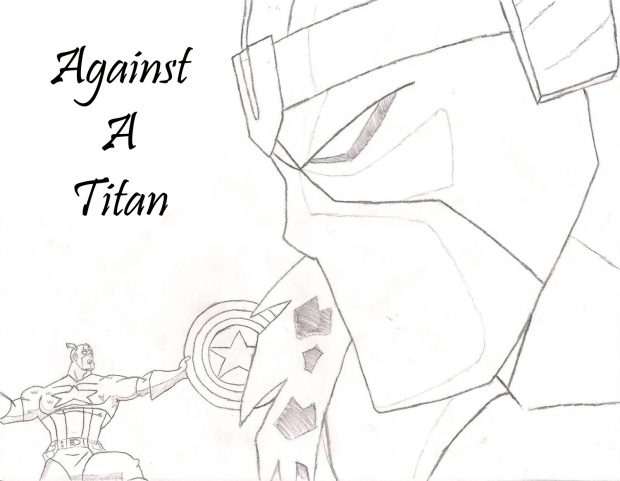 Against A Titan