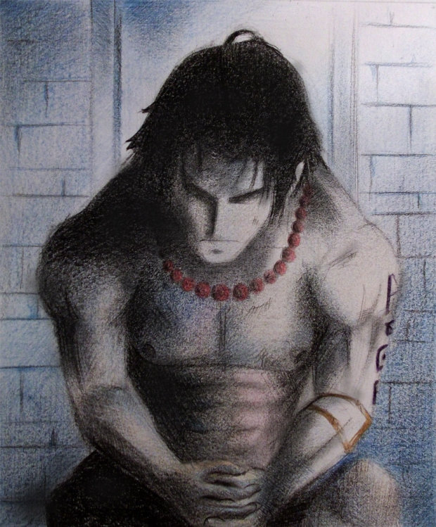 lonliness... Ace's last moments