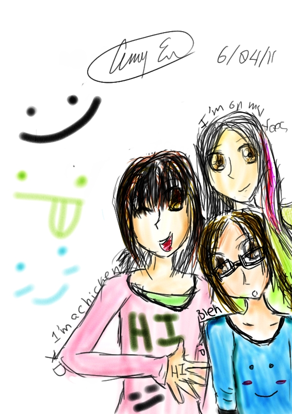 me and my friends:)