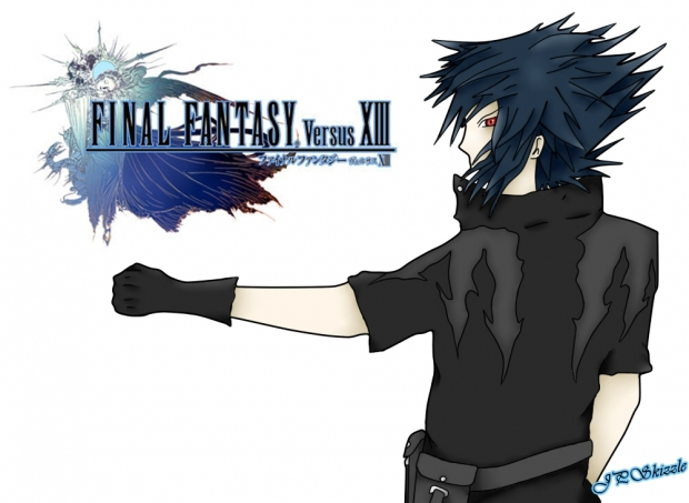 Final Fantasy Versus XIII (Colored)