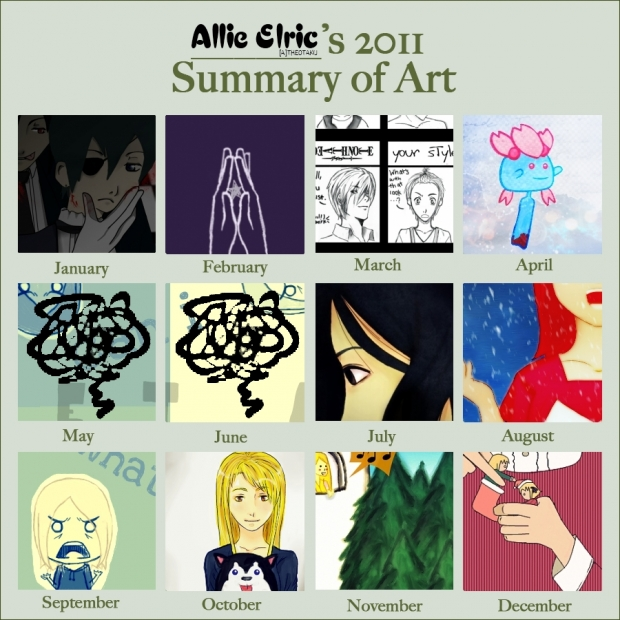 2011 Art Summary