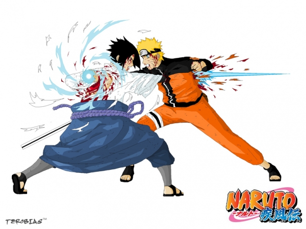 Naruto vs Sasuke Final Battle?