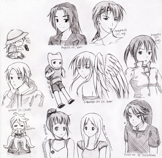 Sketch Requests Done! [04/06/12]