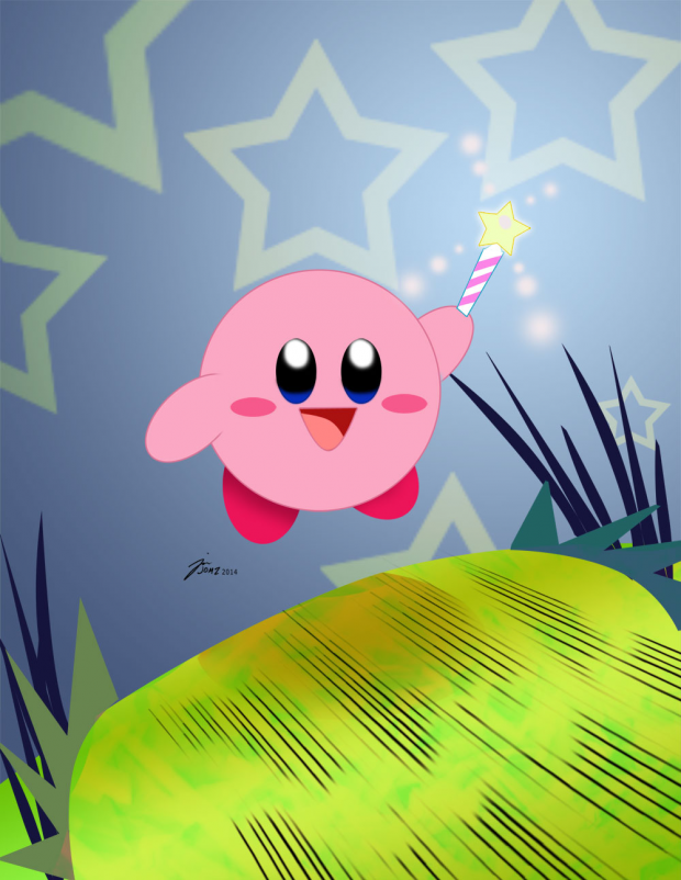 Kirby and the Star Rod