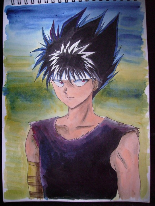 2nd Hiei Painting
