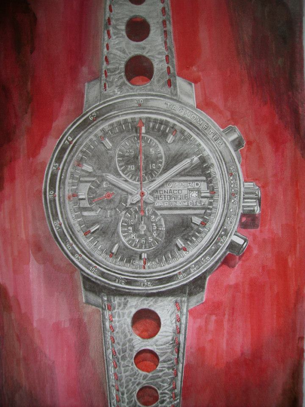 Watch Drawing 2