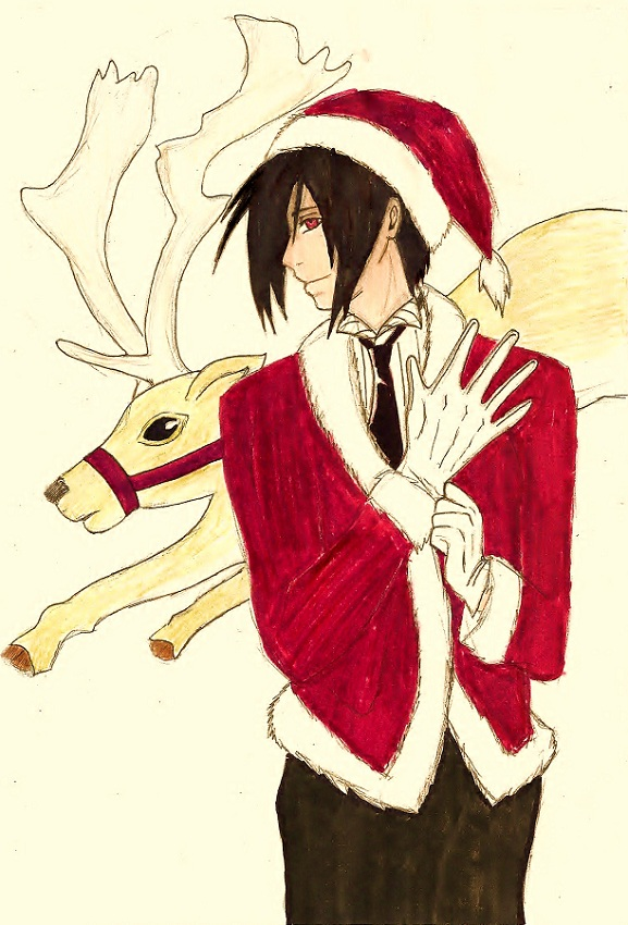 How Sebastian saved Christmas~