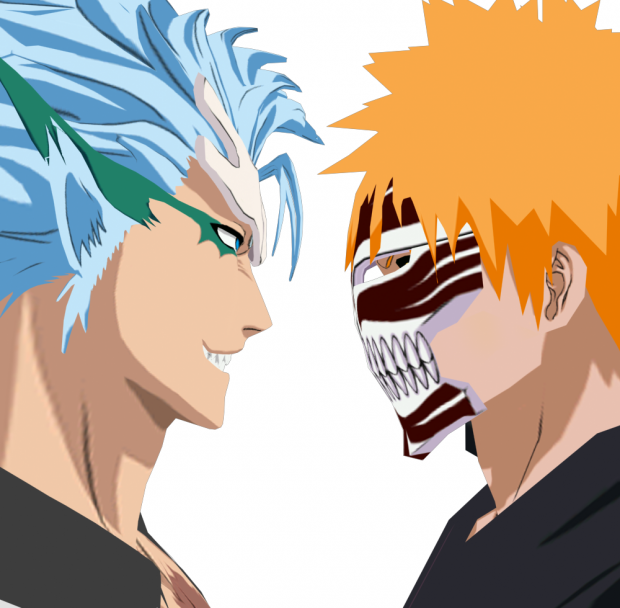 Ichigo vs Grimmjow Final Battle