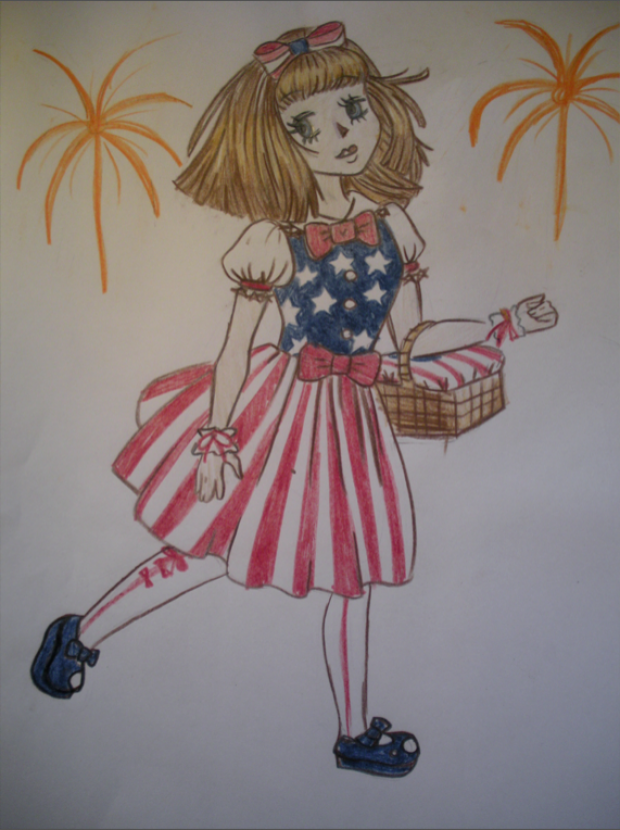 4th of July Lolita