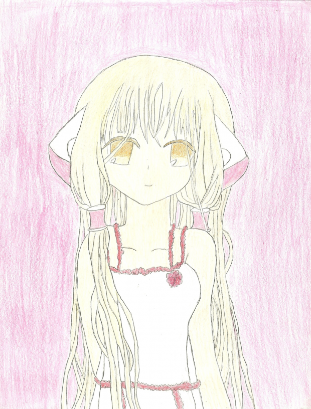Chi from chobits