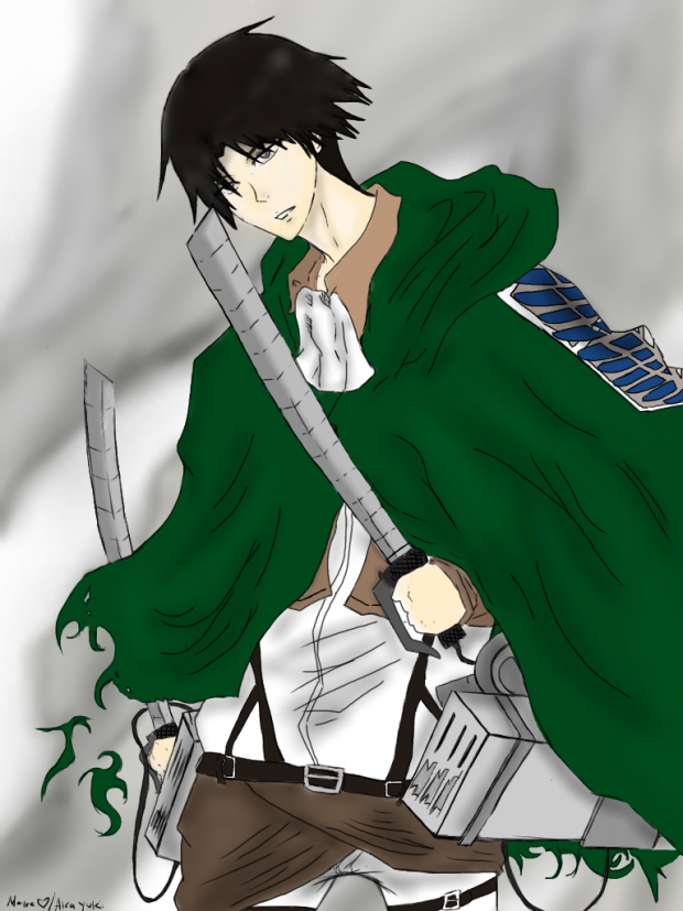 Levi colored
