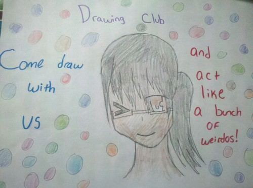 Come to Drawing Club