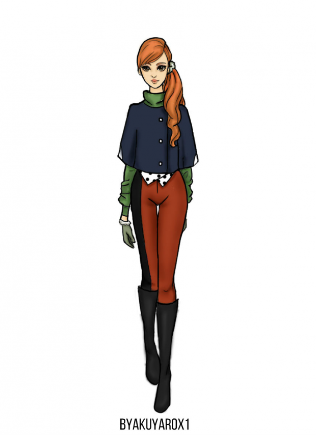 Anna (Winter Outfit)