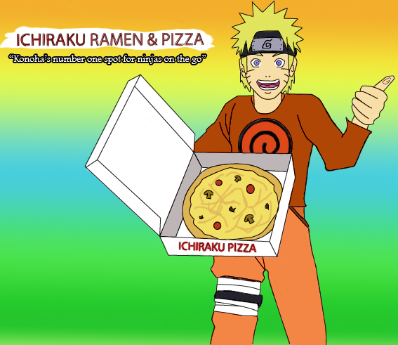 Ichiraku Ramen and Pizza