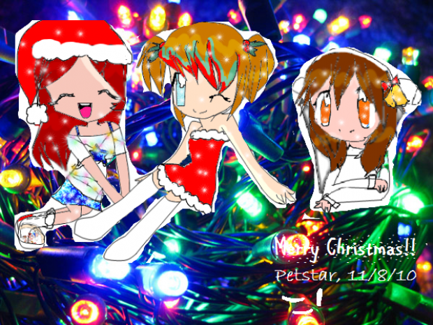 OMG Old Christmas pic XD