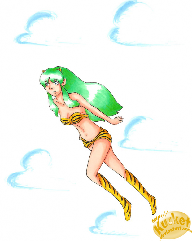 Lum in the sky