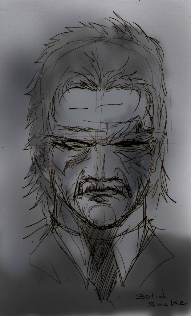 METAL GEAR SOLID THE UN-OFFICIAL PROJECT !!