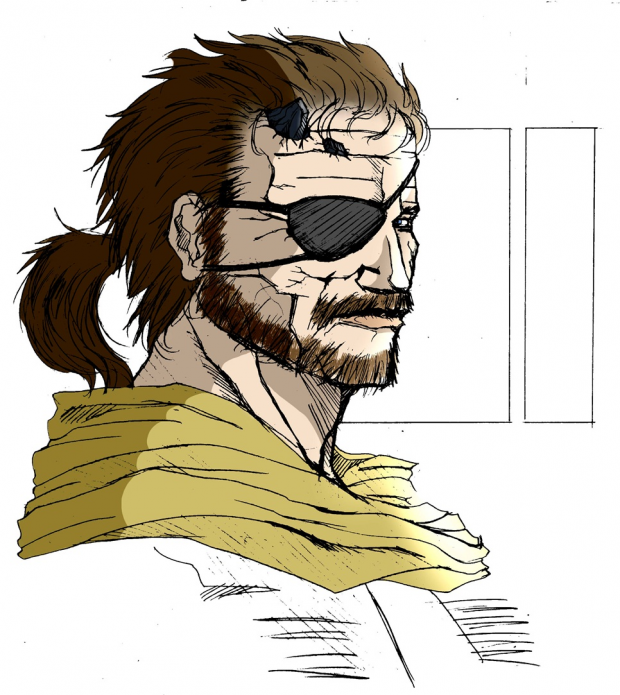 METAL GEAR SOLID V: Big Boss