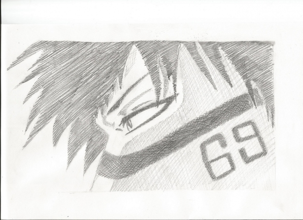 Shuhei Hisagi Close up