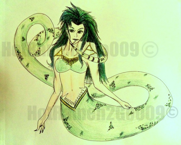 The Serpent Lady