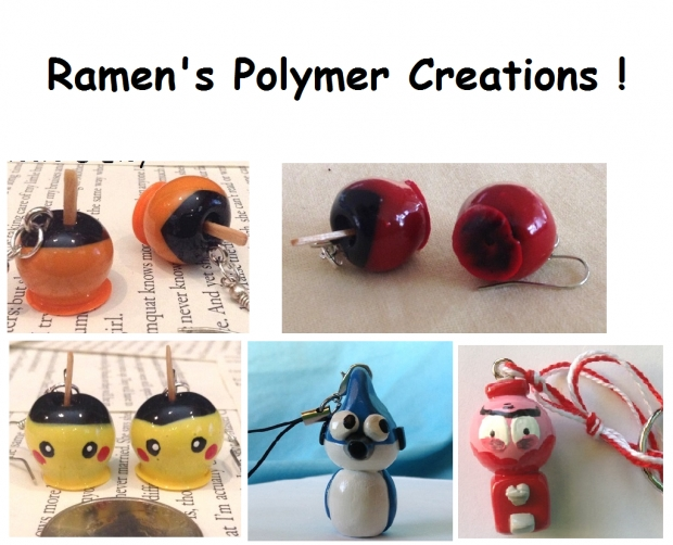 More polymer Madness :)