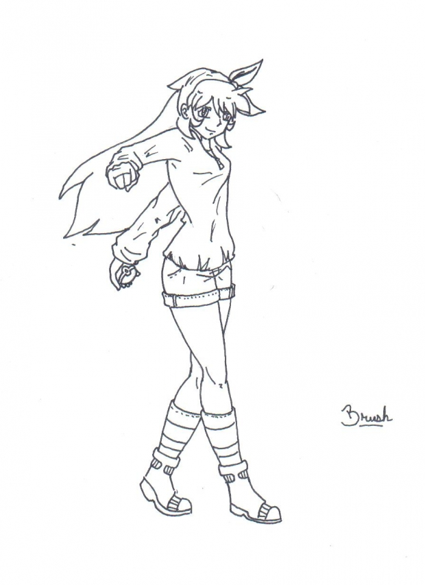 Main Protagonist (Female)
