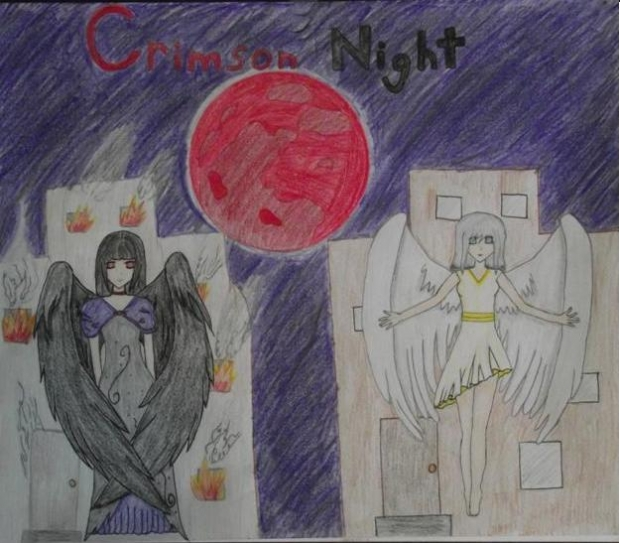 Crimson Night full colored