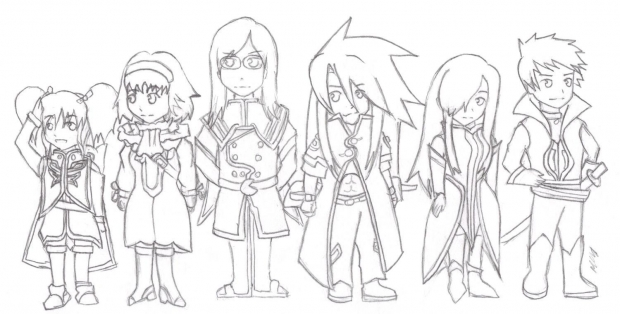 Tales of The Chibi Abyss