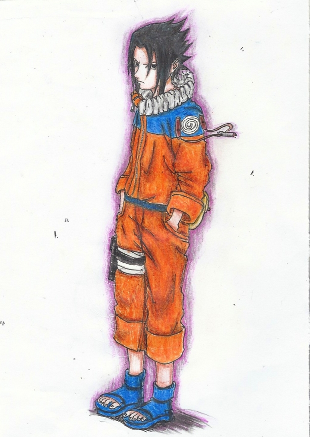 Sasuke (goofy version)