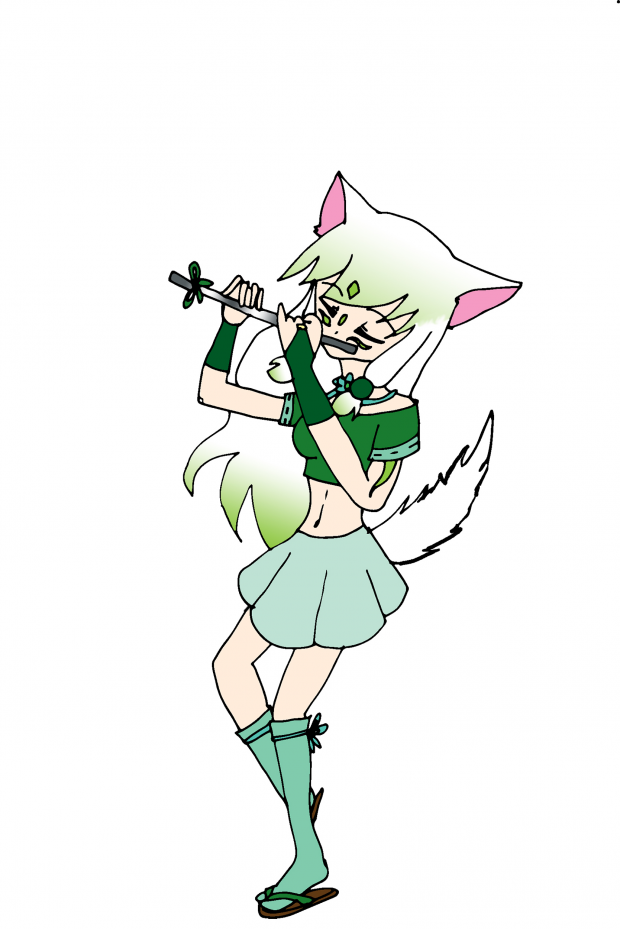 Flute of the heaven