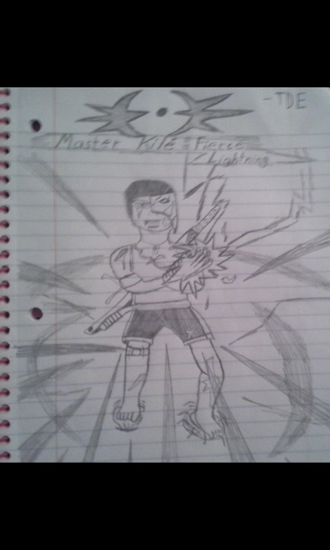 Master Kile's Fierce Lightning