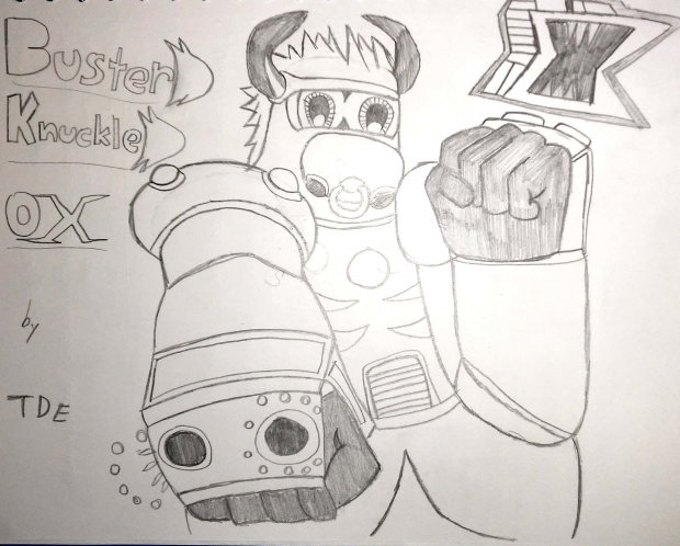 Buster Knuckle Ox [Draft]