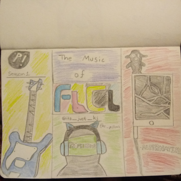 The Music of FLCL