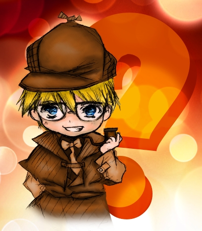 I'll Solve the Mystery!